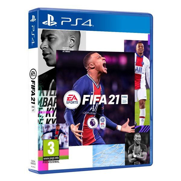 Buy FIFA 21 Playstation 4 - PS4 | ShopTo.net