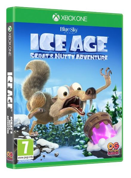 Ice Age: Scrat's Nutty Adventure Packshot