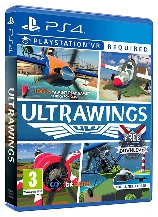 Ultra Wings PS4