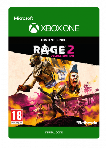 Rage 2 Deluxe Edition Xbox One Download Packshot