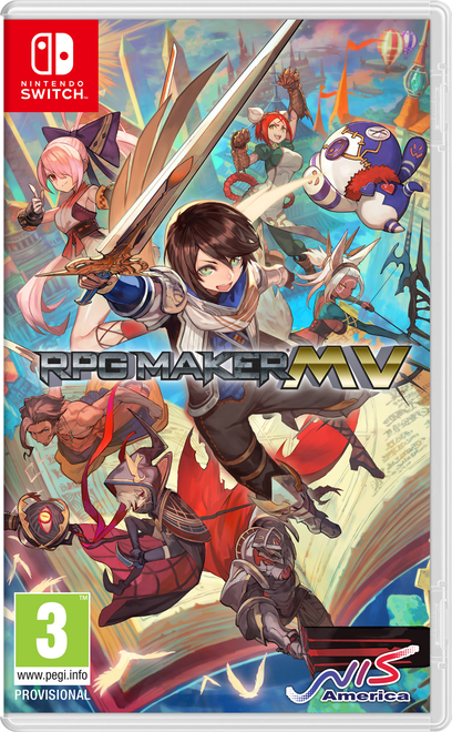 RPG Maker MV Packshot